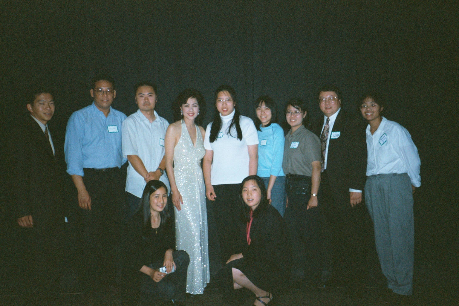 YG and Friends at Miss Asian America Pageant
