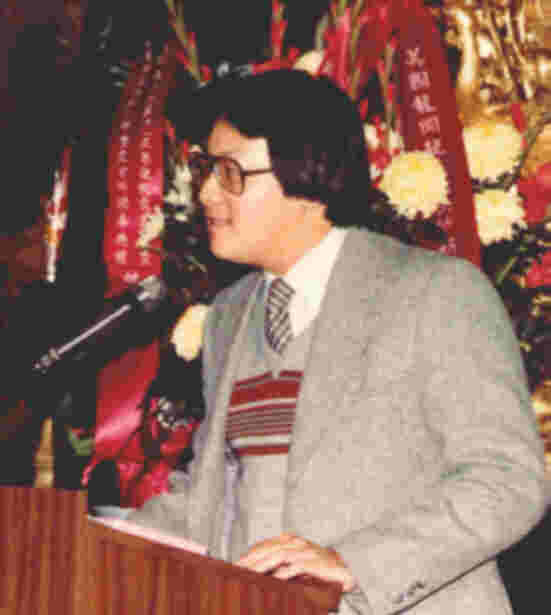 Former Pres. Clifford Pong(Quan) New Year's speech